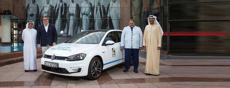 Volkswagen Dubai - Al Nabooda Automobiles