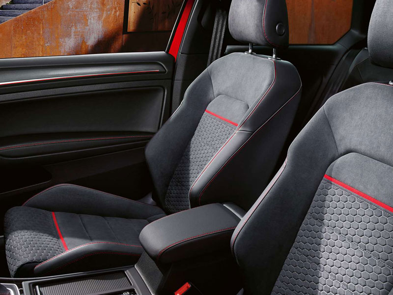 Golf-gti-interior-seats-red