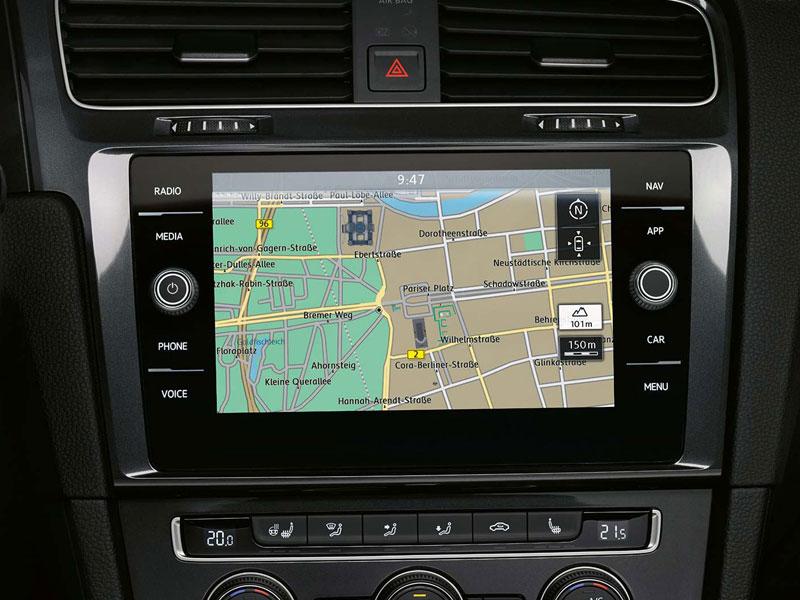 Golf-mk7-radio-navigation